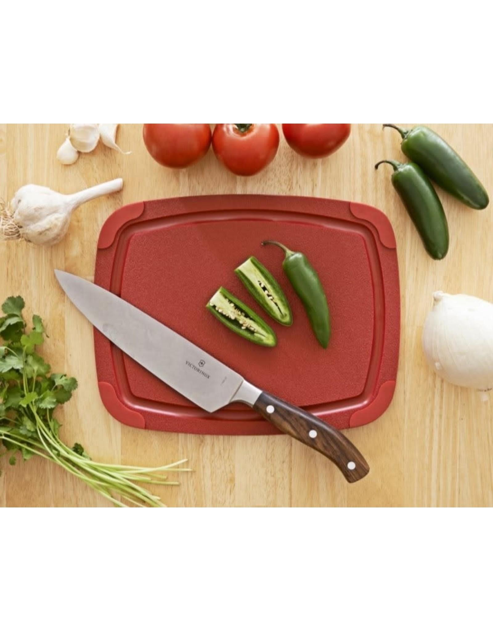 Epicurean Cutting Board, Red, 17x13
