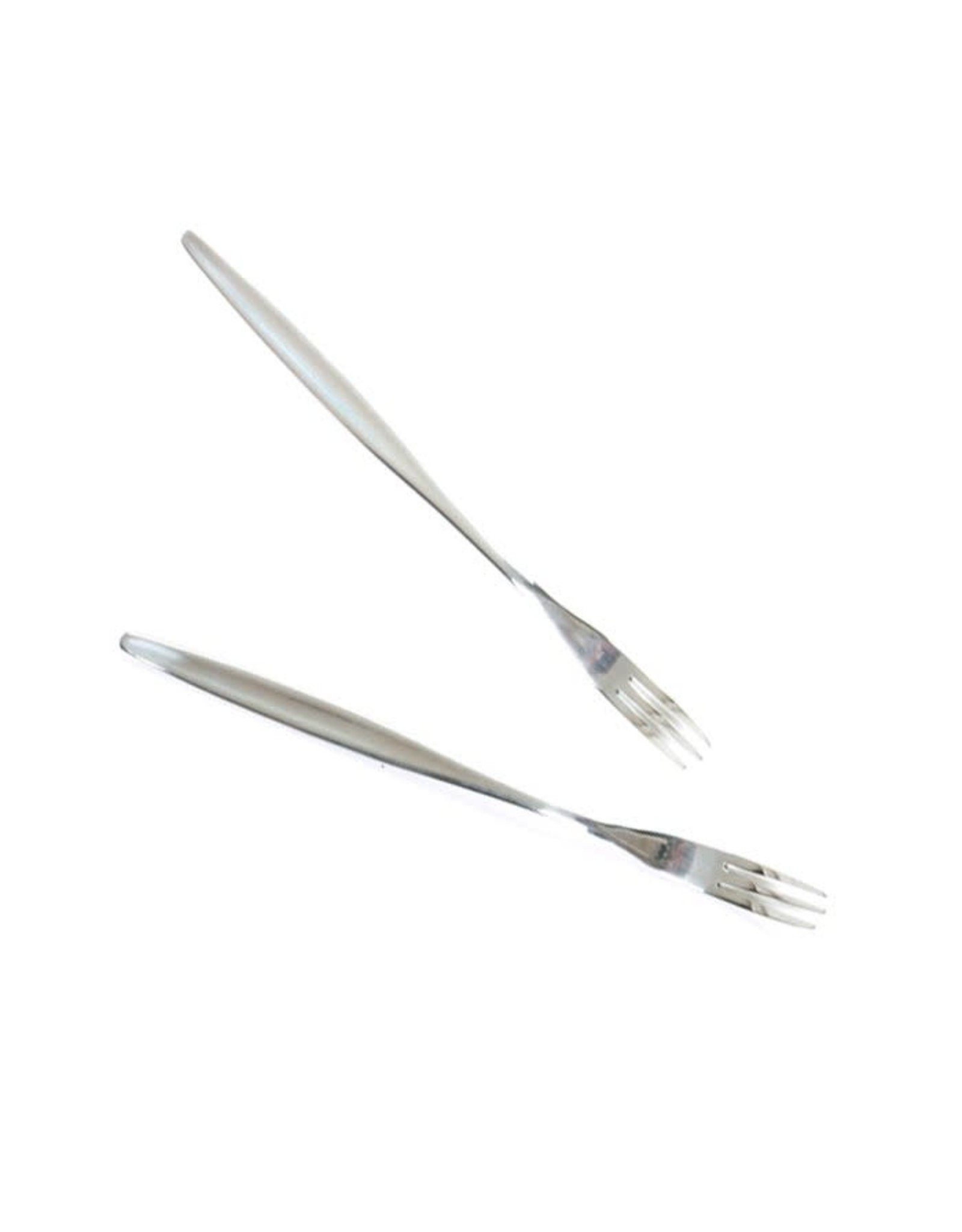 Norpro Stainless Steel Pickle Fork, S/2