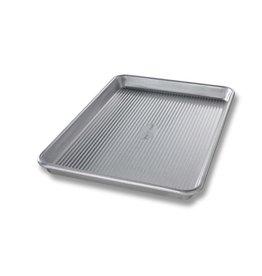 USA Pan 1/4 Sheet Baking Pan, 9x12.5