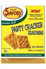 Savory Saltine Seasoning, Dill, 1.4oz