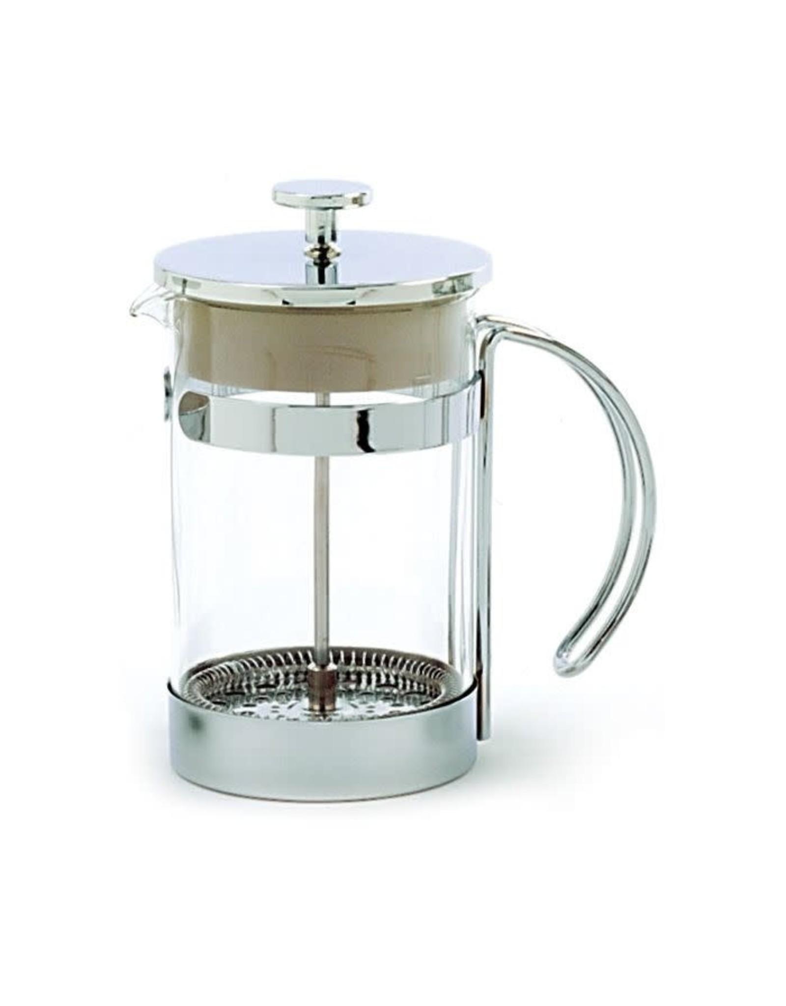 Norpro Chrome Coffee/Tea Press, 5 Cup