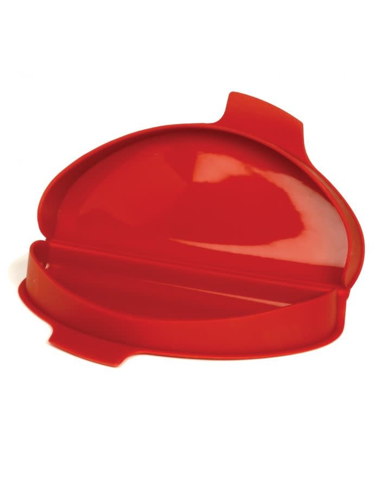 Norpro Microwave Omelet Maker, Red