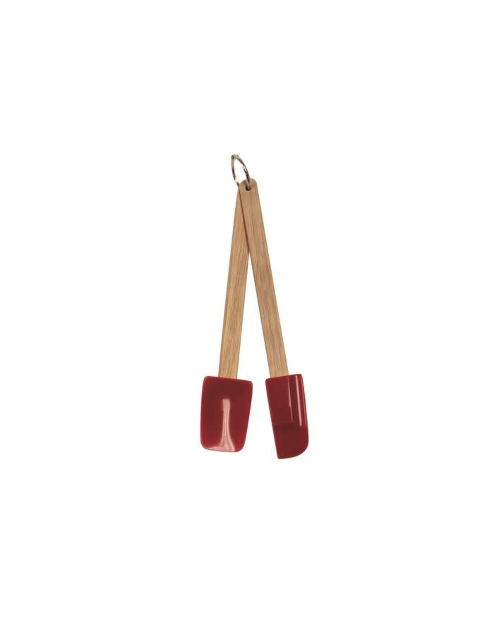 Norpro Mini Spatula, Red, S/2