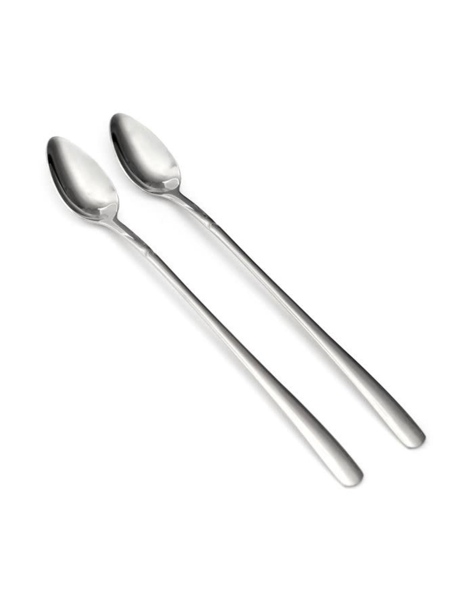 Norpro Stainless Steel Ice Tea Spoon, S/2