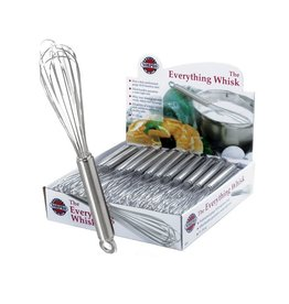 Norpro Stainless Steel Whisk, 9""