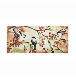 Switch Mat Insert, Fall Birds, 22x10