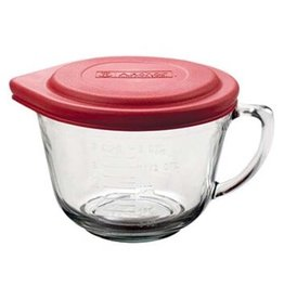 Fox Run Batter Bowl w/ Lid, 2 Qt.