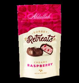 Abdallah Sorbet Retreat, Creamy Raspberry, 3oz