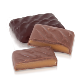 Abdallah Candy, Milk Chocolate English Toffee, 7.5oz