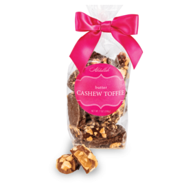 Abdallah Candy, Milk Chocolate Butter Cashew Toffee, 7oz