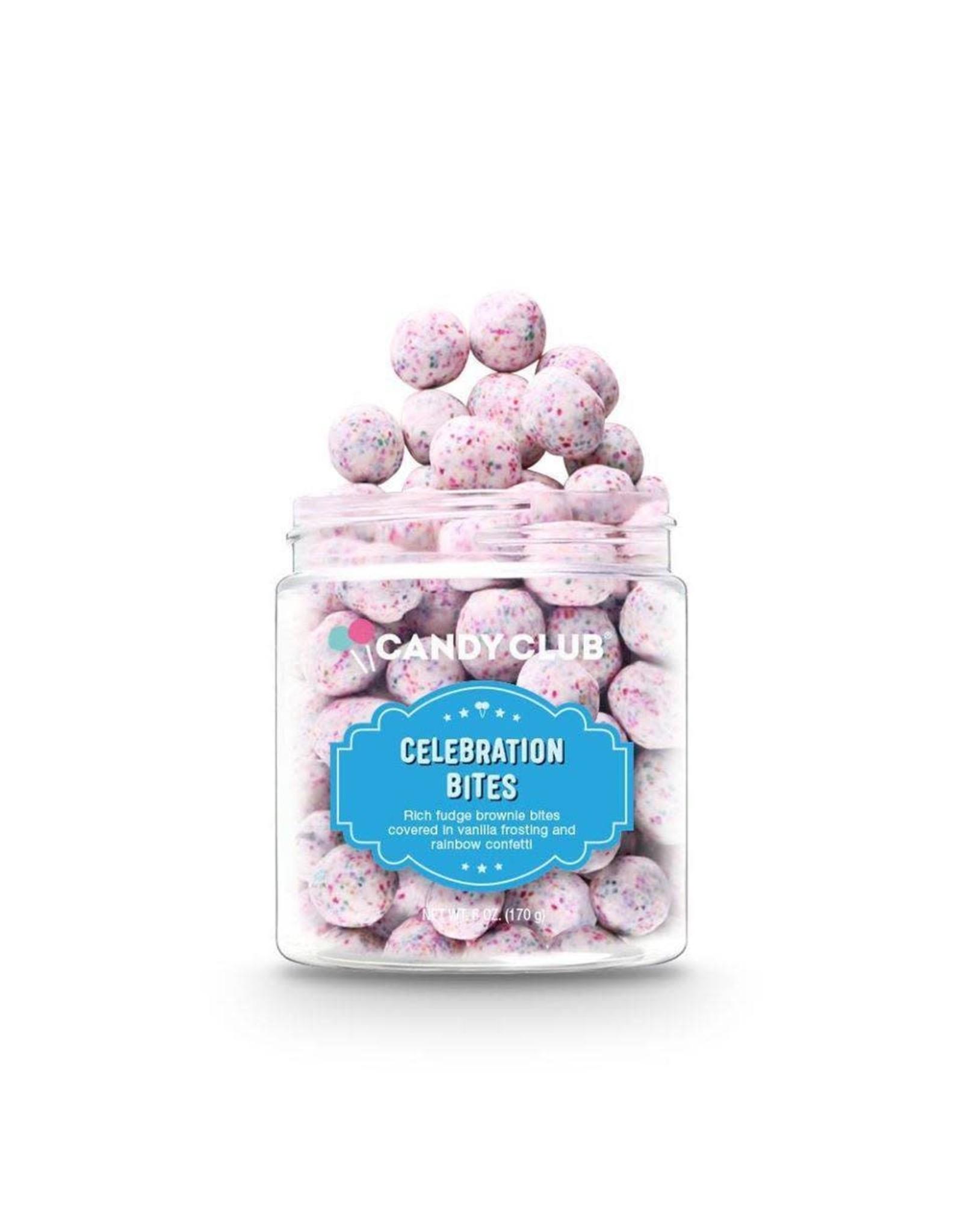 Candy Club Candy, Celebration Bites, 6oz