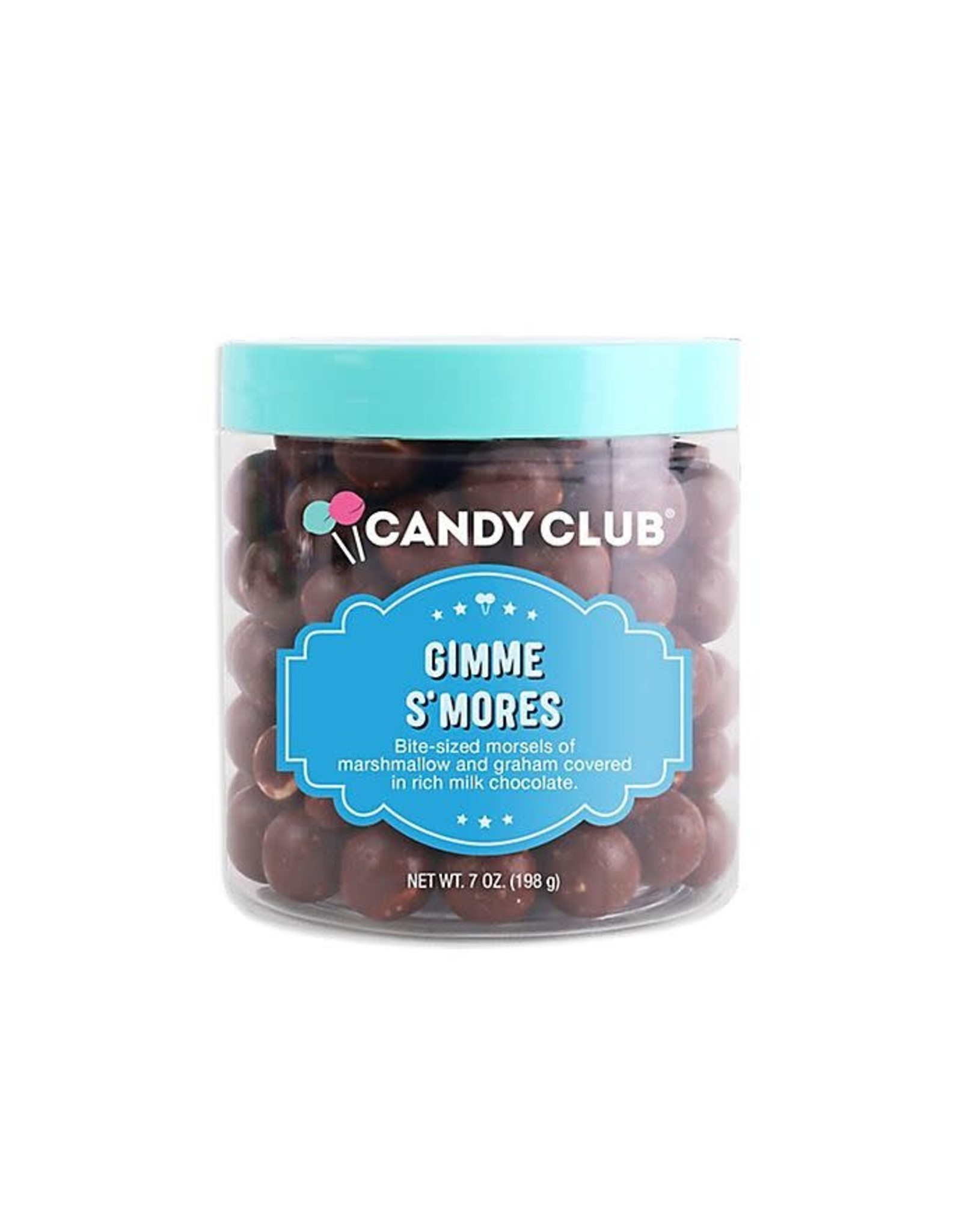 Candy Club Candy, Gimme S'mores, 7oz