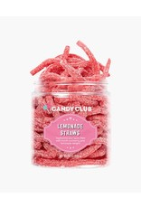 Candy Club Candy, Lemonade Straws, 4oz