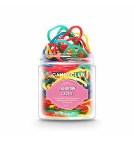 Candy Club Candy, Rainbow Laces, 5oz