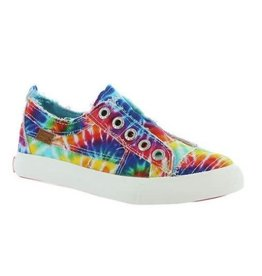 Blowfish Tie Dye Canvas Shoe, Kids