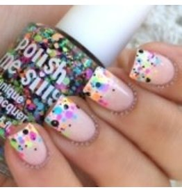 Polka Dot Polish, Troublemaker, .5oz