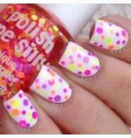 Polka Dot Polish, Pucker Up, .5oz