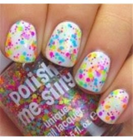 Polka Dot Polish, Fun Zone, .5oz