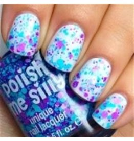 Polka Dot Polish, Dreamer, .5oz
