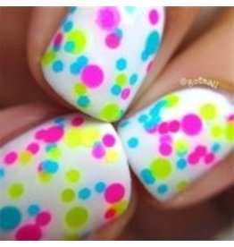 Polka Dot Polish, Beach Party, .5oz