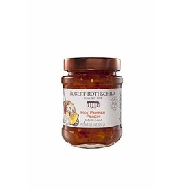 Robert Rothchild Hot Pepper Peach Preserves, 12.4oz