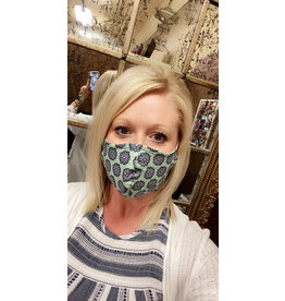 Vera Bradley Cotton Face Mask