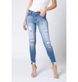 Kancan Jean, Skinny Mid Rise