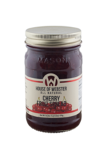 House of Webster Cherry Fruit Spread, 16.5 oz.