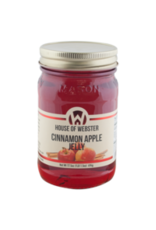 House of Webster Cinnamon Apple Jelly, 17.5 oz.