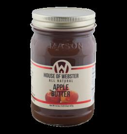 House of Webster Apple Butter, 16.5 oz.