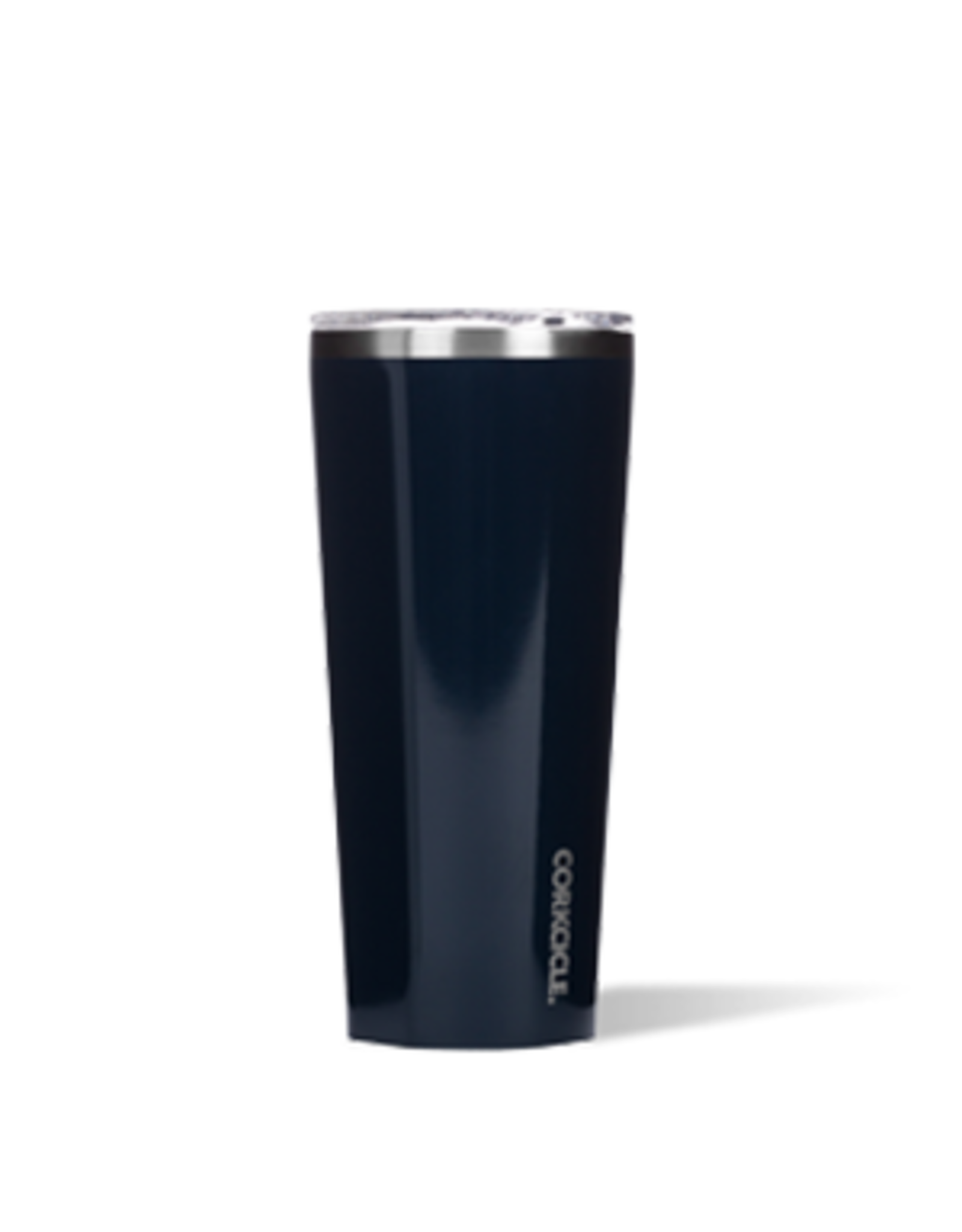 Corkcicle Gloss Tumbler, Navy, 24 oz.