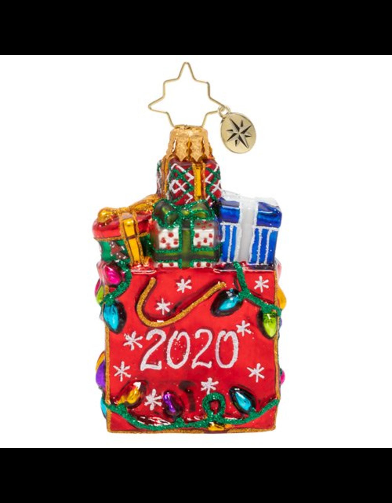 Radko 2020 Goodie Bag Gem