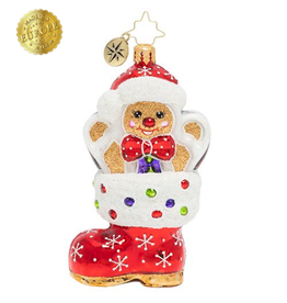 Radko A Gingerbread Surprise