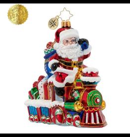 Radko On The Tracks Santa