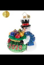 Radko One Proud Collector 2020