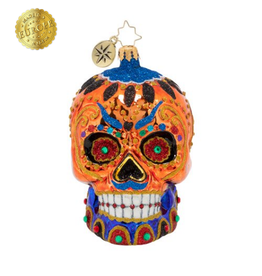 Radko Colorful Calavera