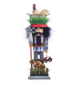 Kurt S. Adler Farmer Nutcracker