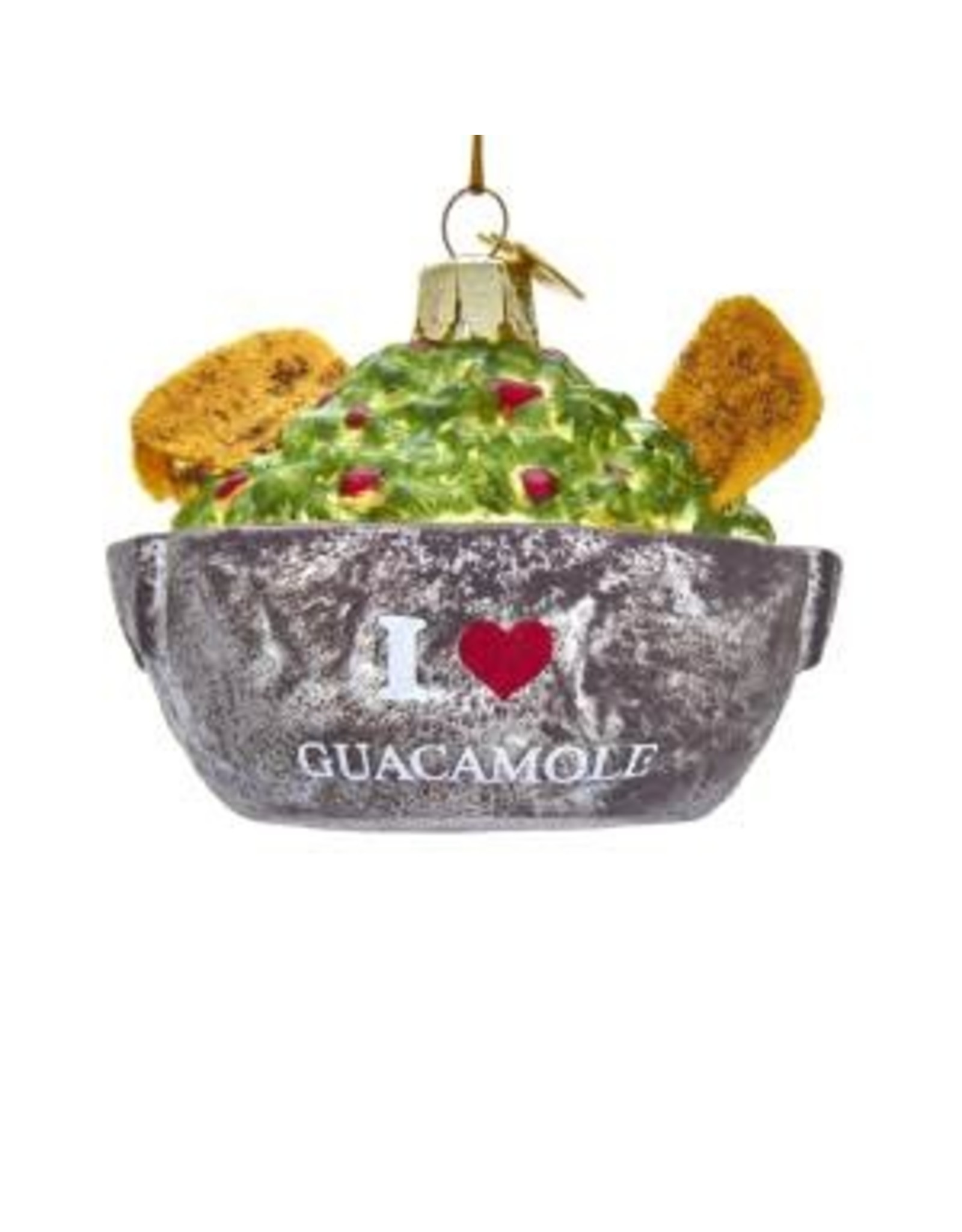 Kurt S. Adler Guacamole Bowl Orn