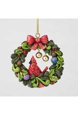 Jim Shore Legend of the Wreath Ornament