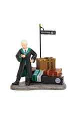 Department 56 Draco Waits at Platform 9 3/4