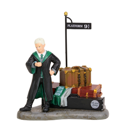 Department 56 Draco Waits at Platform 9 3/4