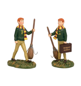 Department 56 Fred & George Weasley