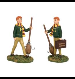 Department 56 Fred & George Weasley