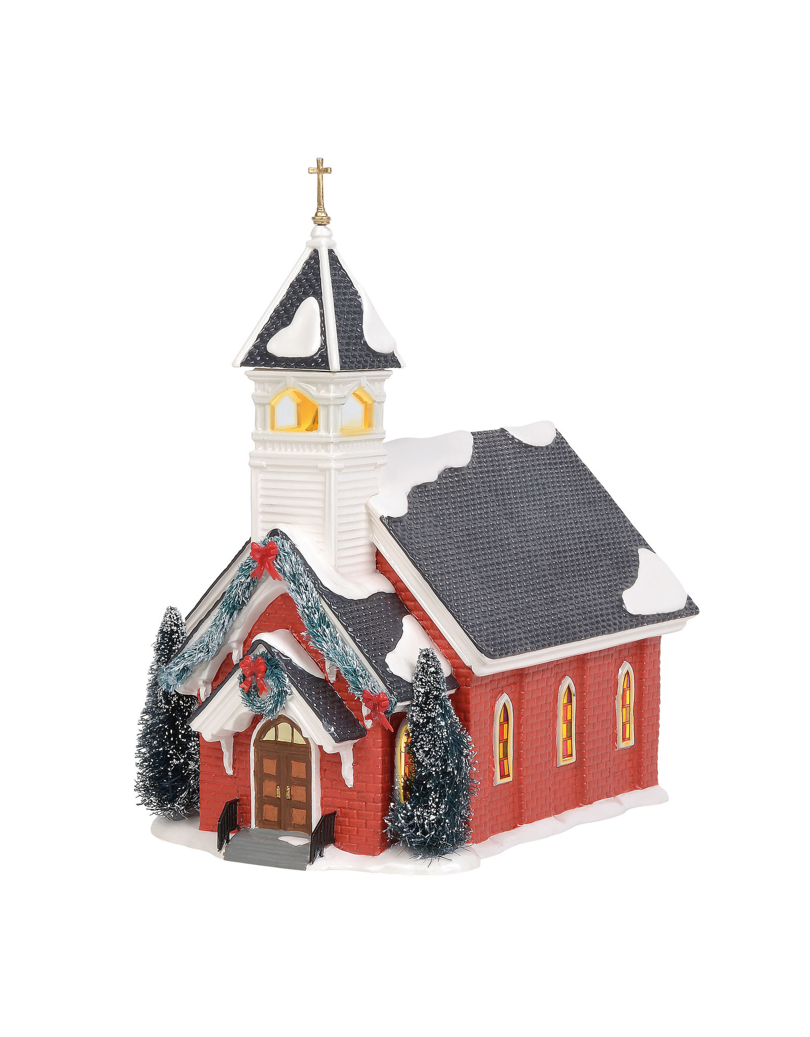 Department 56 Mount Olive Church