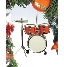 Broadway Gift Co Red Drum Set