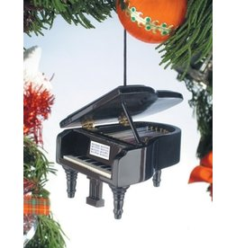 Broadway Gift Co Black Grand Piano
