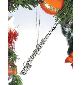 Broadway Gift Co Silver Flute