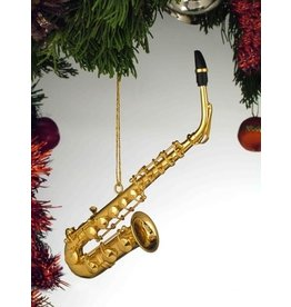 Broadway Gift Co Gold Alto Saxophone