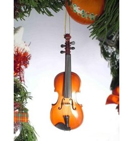 Broadway Gift Co Wood Violin