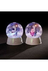 Roman LED Musical Snowblowing Globe